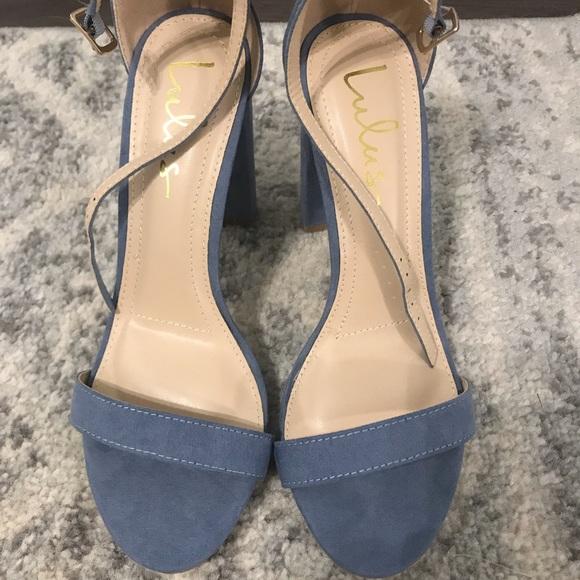 Lulu's Shoes - Lulus heels